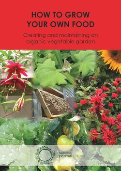 How to Grow Your Own Food by Adrienne Grant and Melanie Snowdon