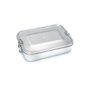 Meals in Steel - Leakproof bento lunchbox